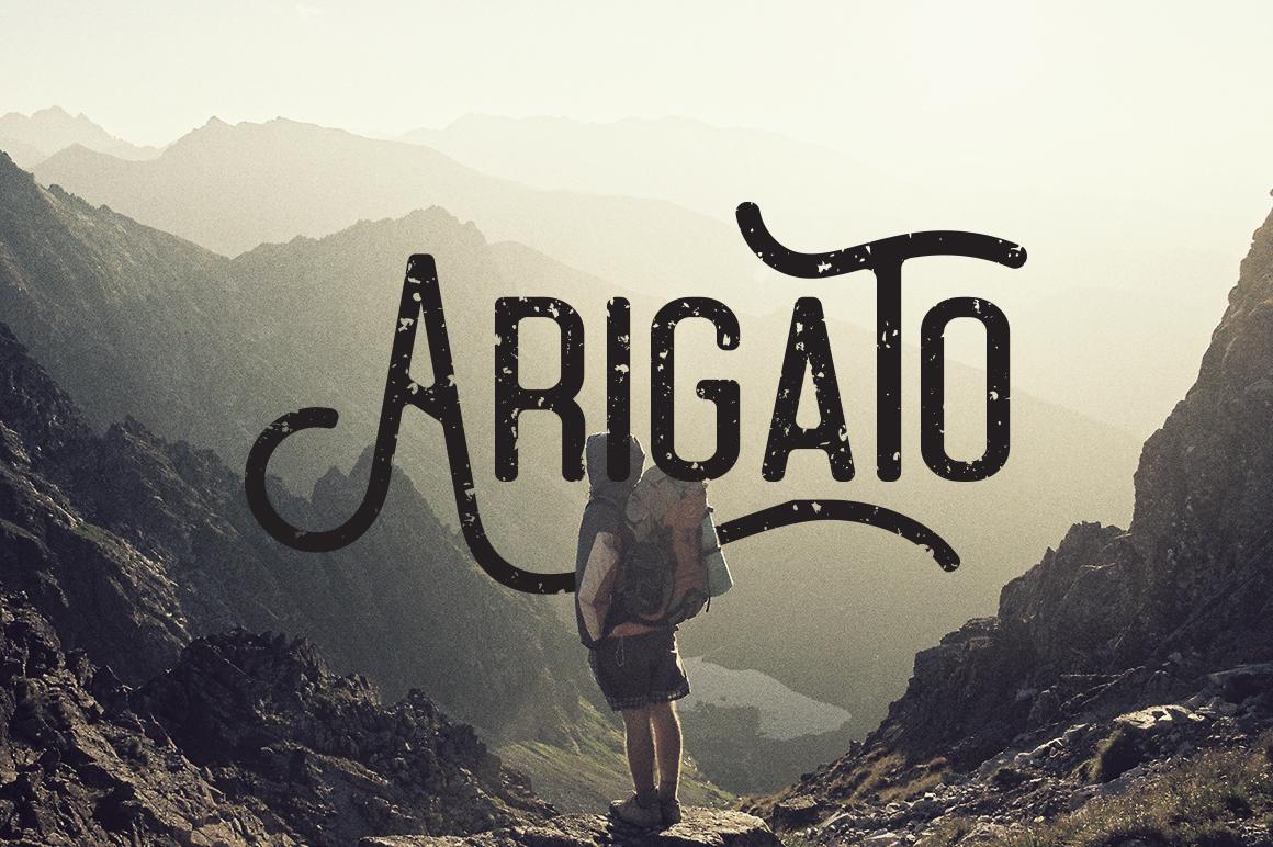 Artefak Typeface + Extras example image 7