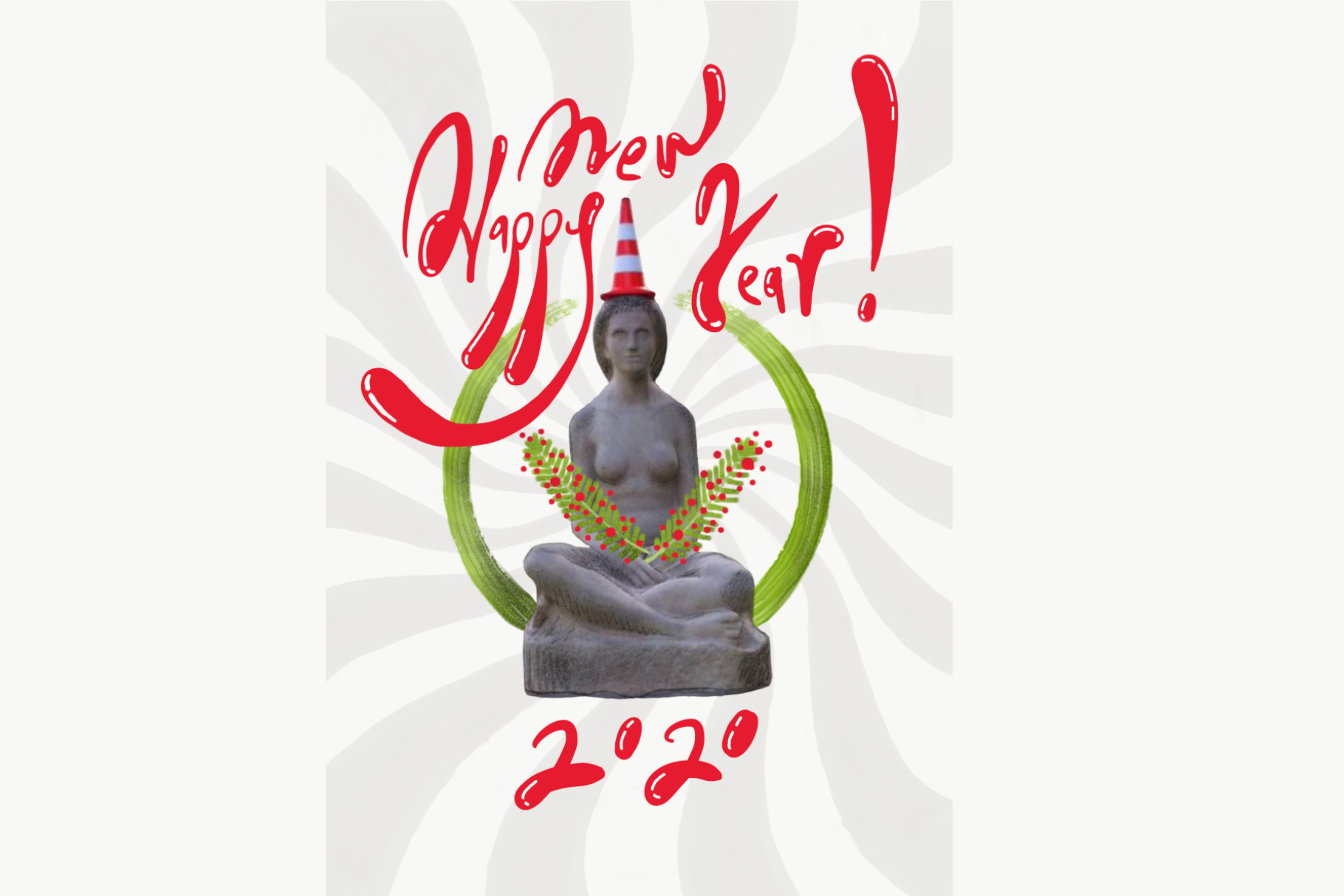 Happy new year 2020 example image 2