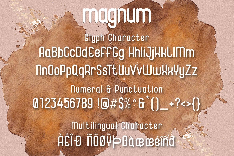 Magnum Shangrella Duo example image 8
