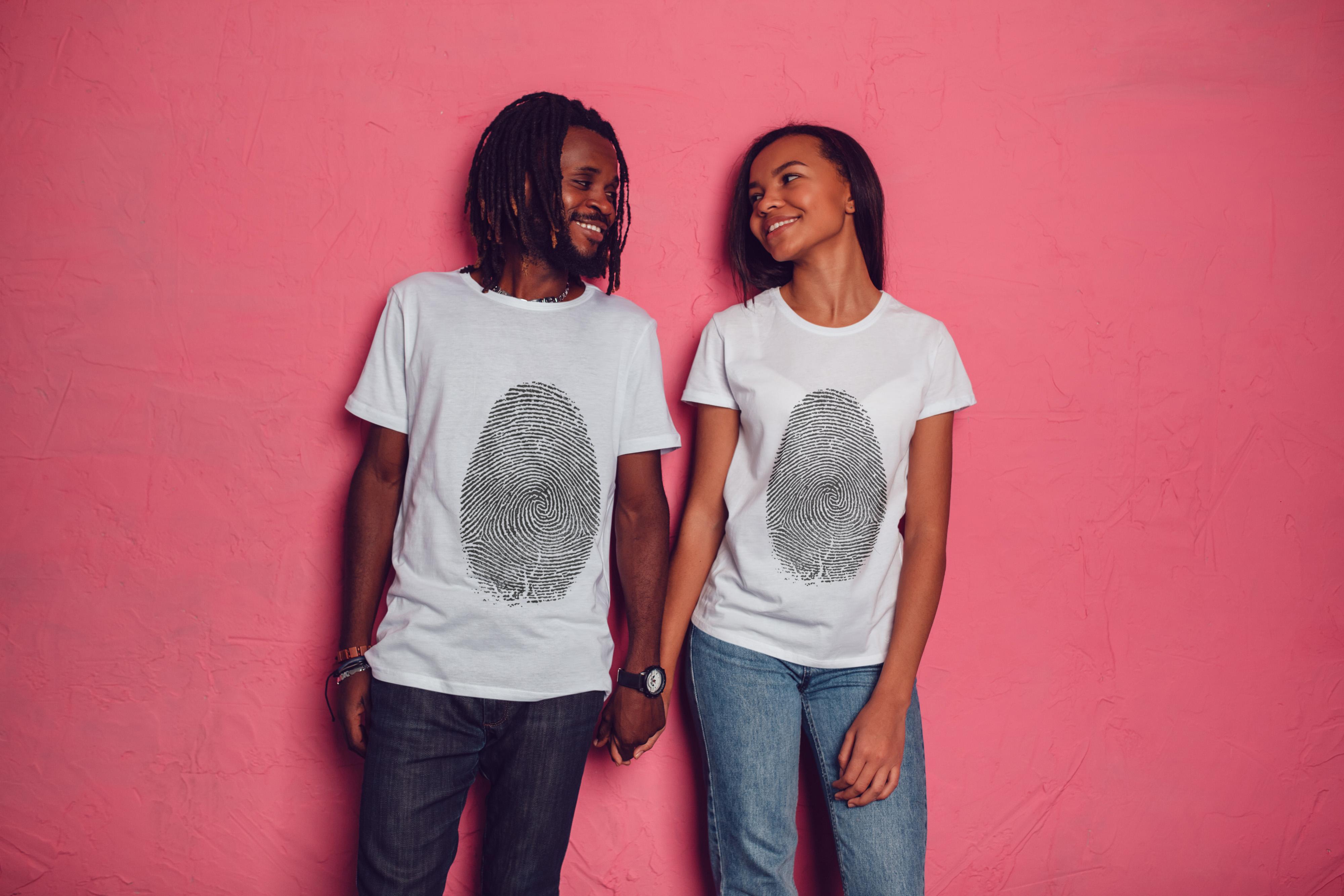 T-Shirt Mock-Up 2018 #1 example image 9