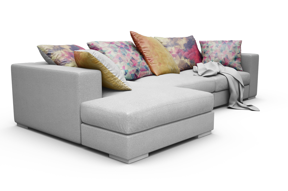 Sofa-Pillows Mockup example image 3