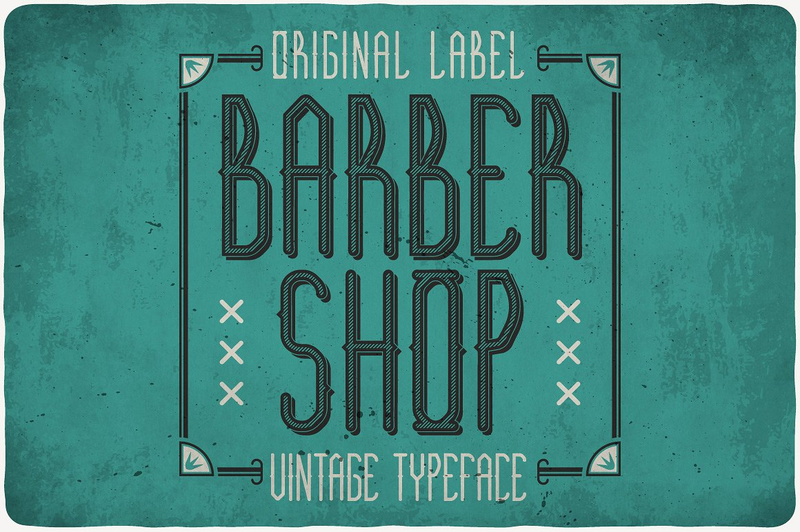 Vintage Fonts Bundle example image 4
