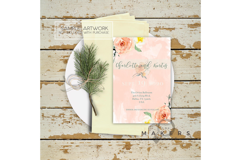 Wedding Mockup/ Wedding Stock Photography example image 2