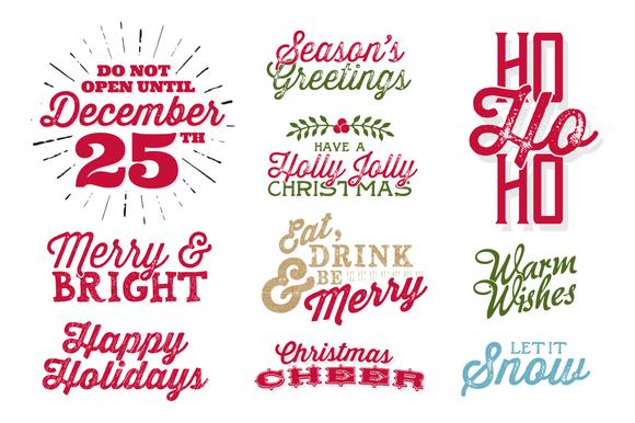 Merry & Bright example image 3