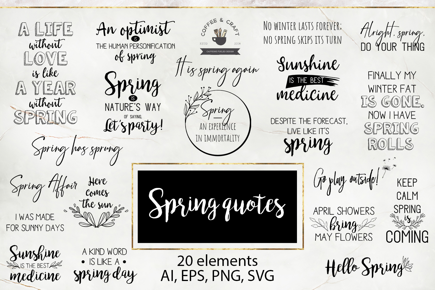 Spring quotes example image 1