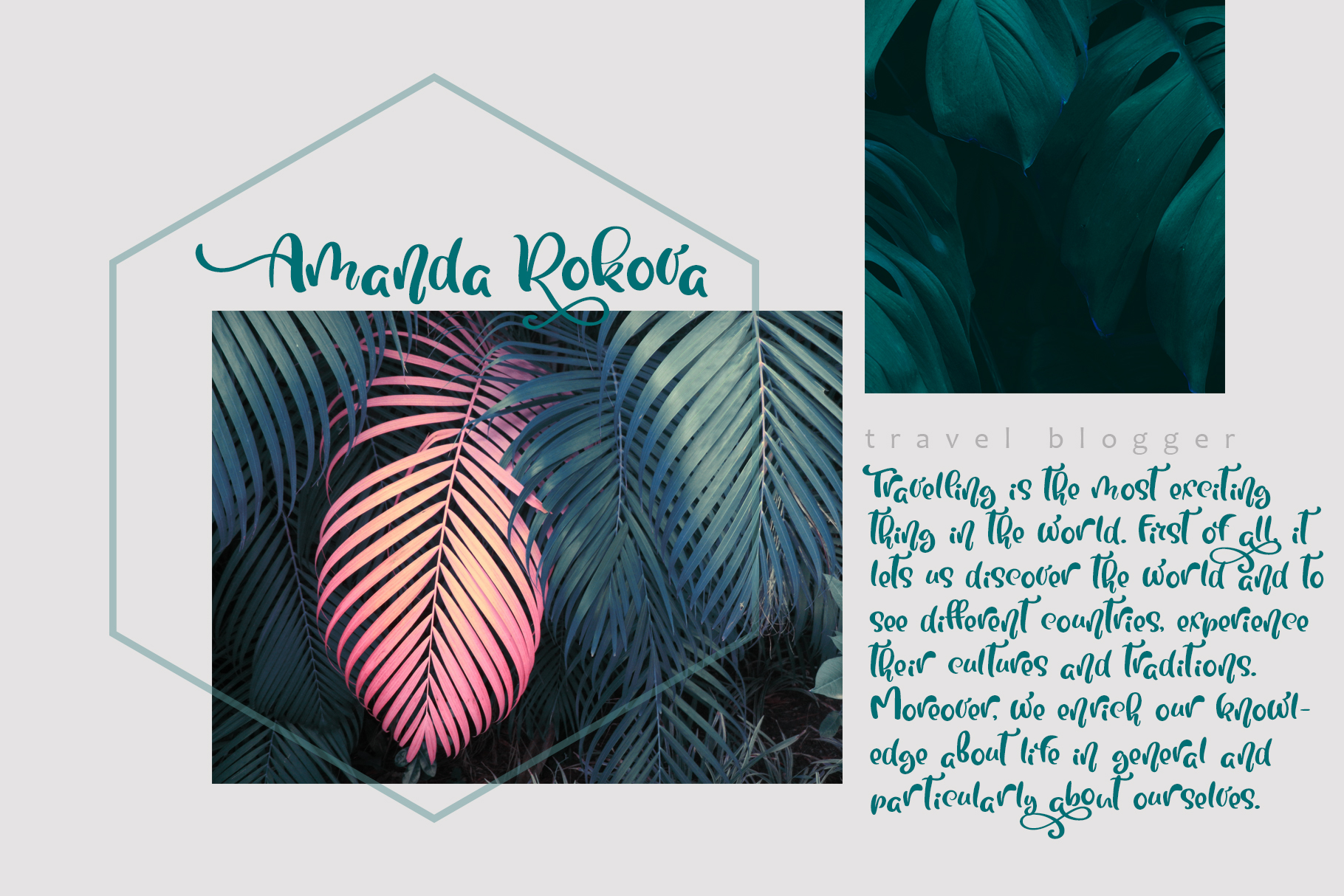 Tropical Summer Font example image 9