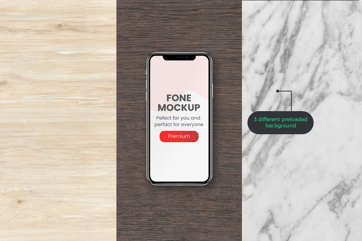 iPhone Mockup Bundle example image 3