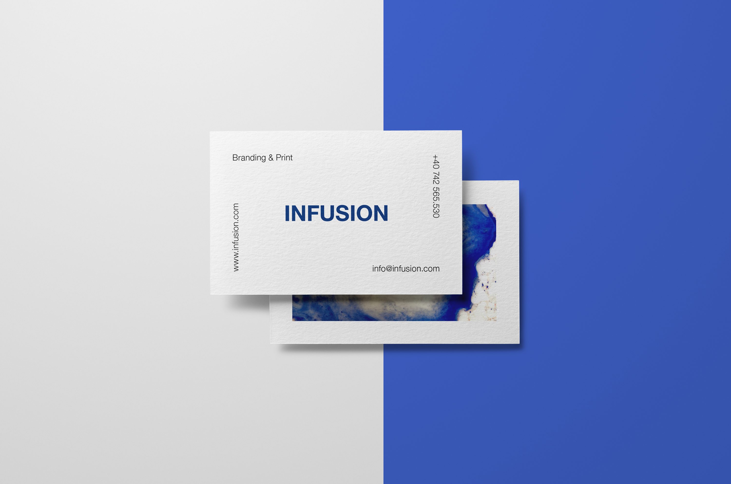 Clean & Modern Business Cards example image 3
