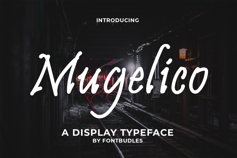 Mugelico example image 1