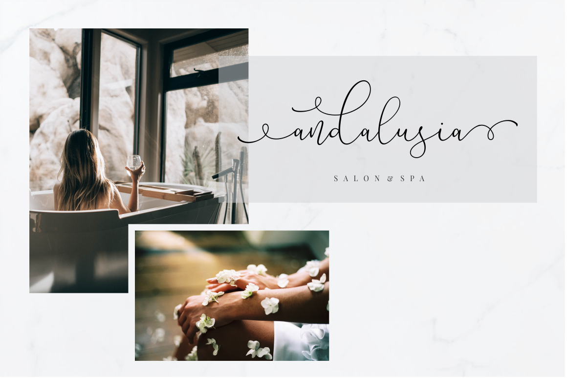 Lilypaly Typeface example image 11