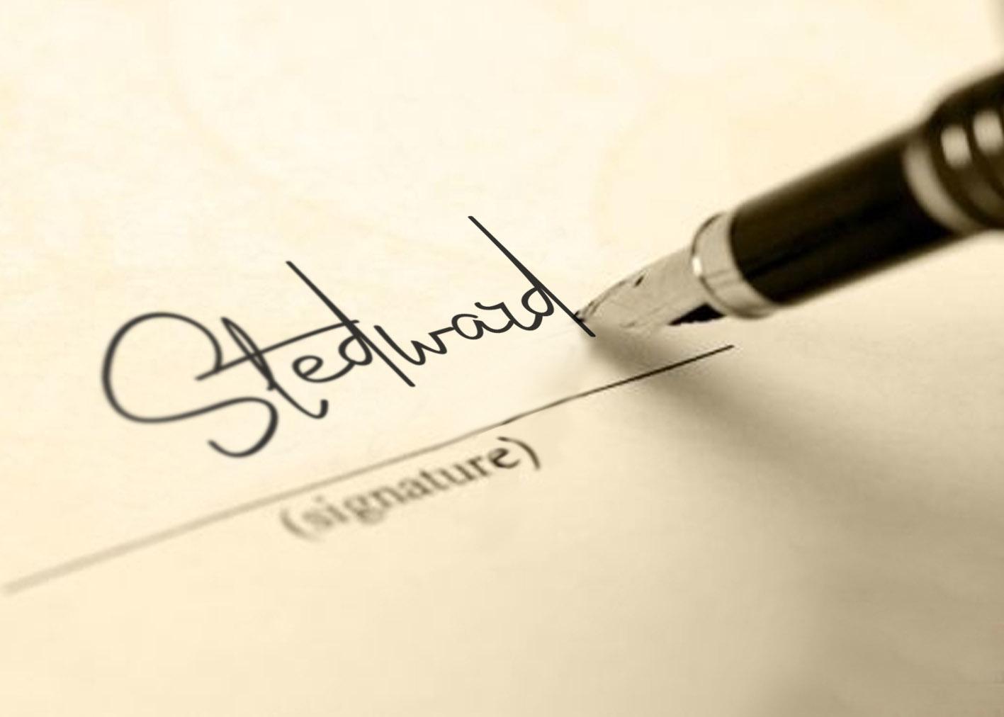 Tanda Signature Font example image 2
