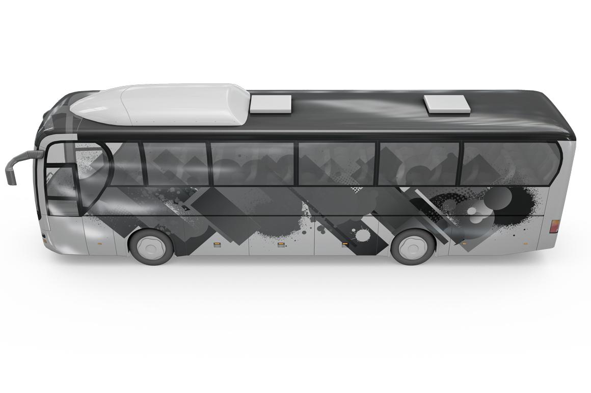 Bus Mockup example image 15