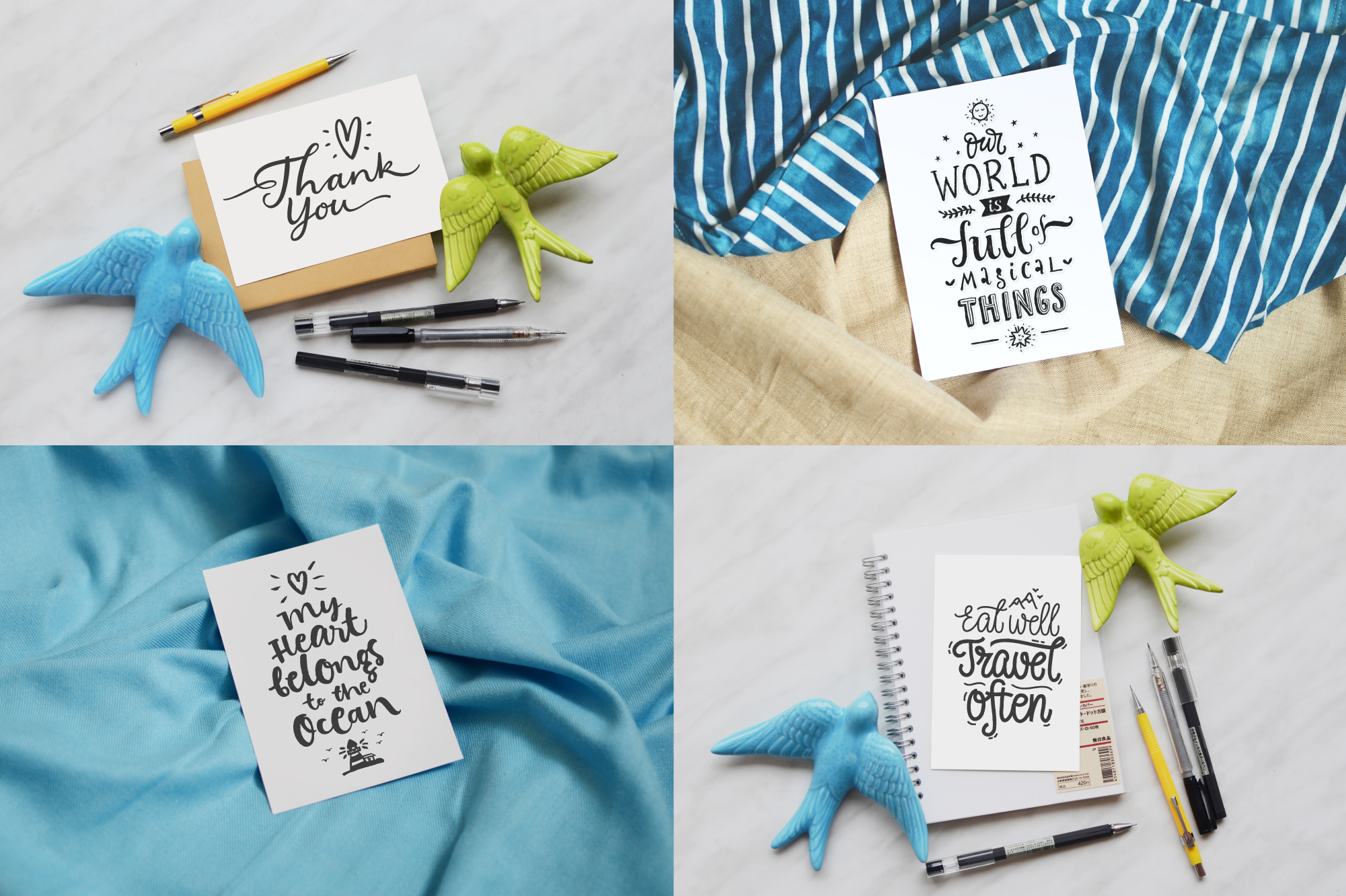 16 Paper Mockups example image 2