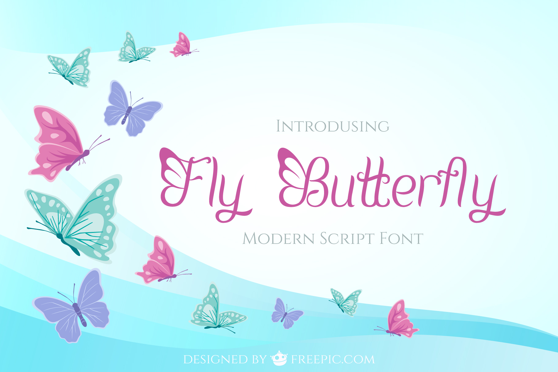 Fly Butterfly example image 1