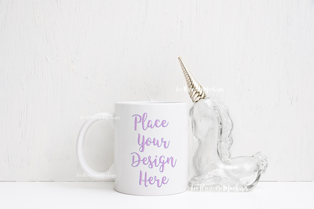 White coffee 11oz rustic mug mockup smart object mugs example image 2