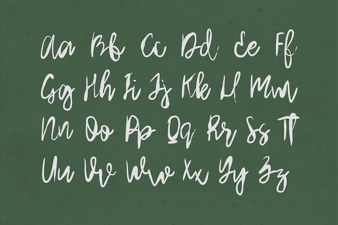 Arthard Handwritten Script example image 2