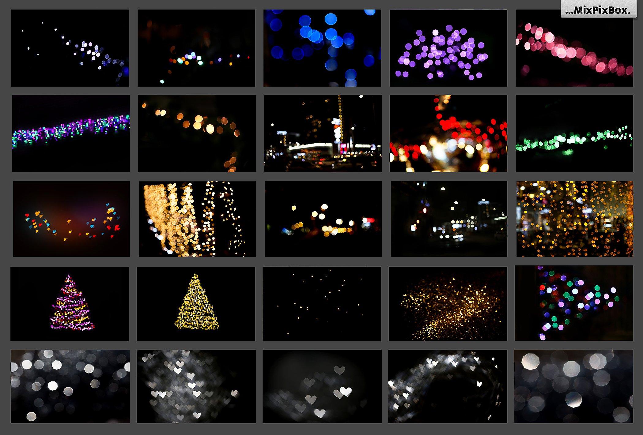 100 Bokeh Photo Overlays example image 7