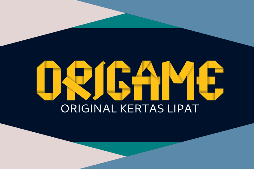Origame example image 2