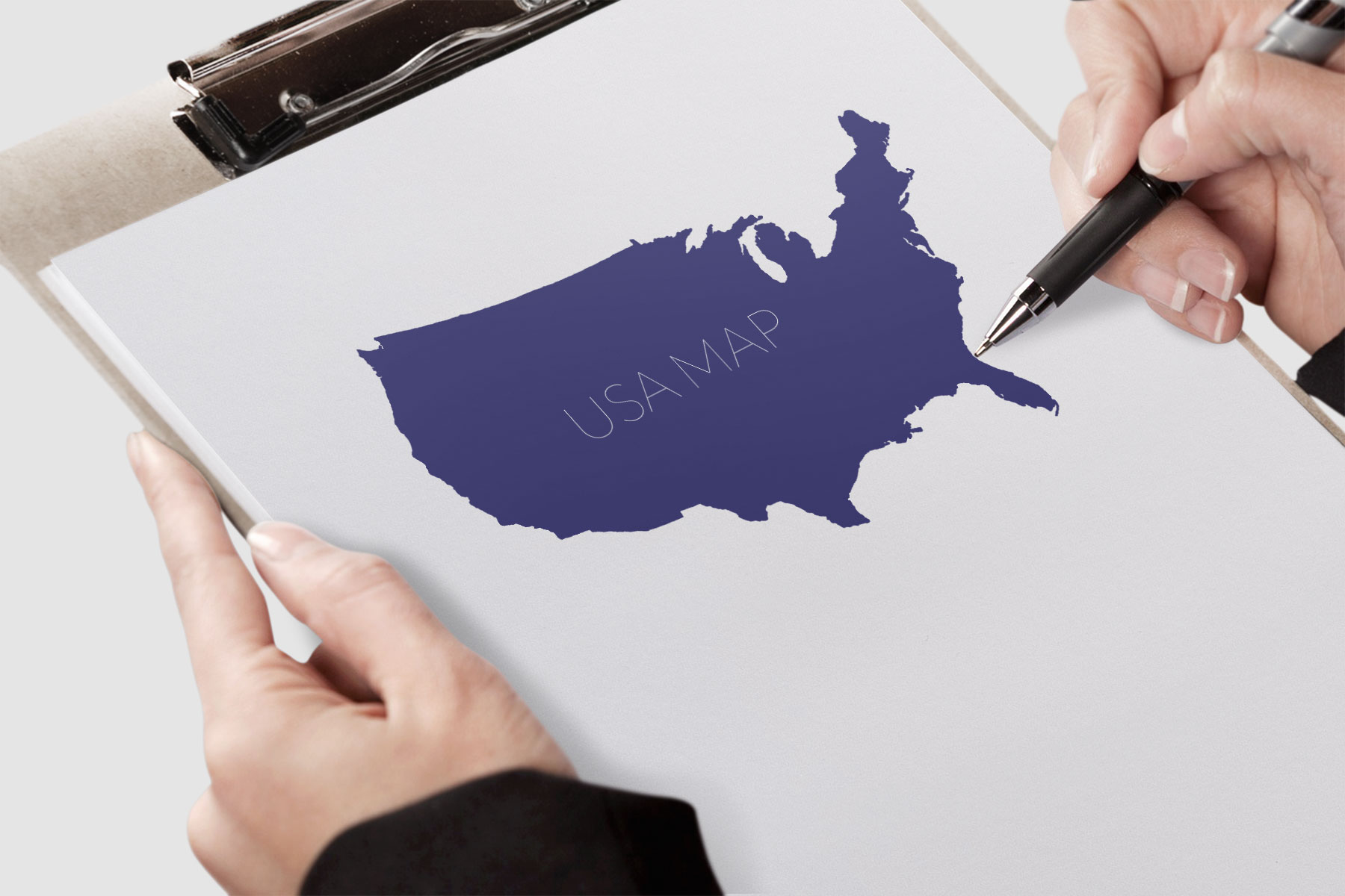 US States 4th July design Element svg example image 9