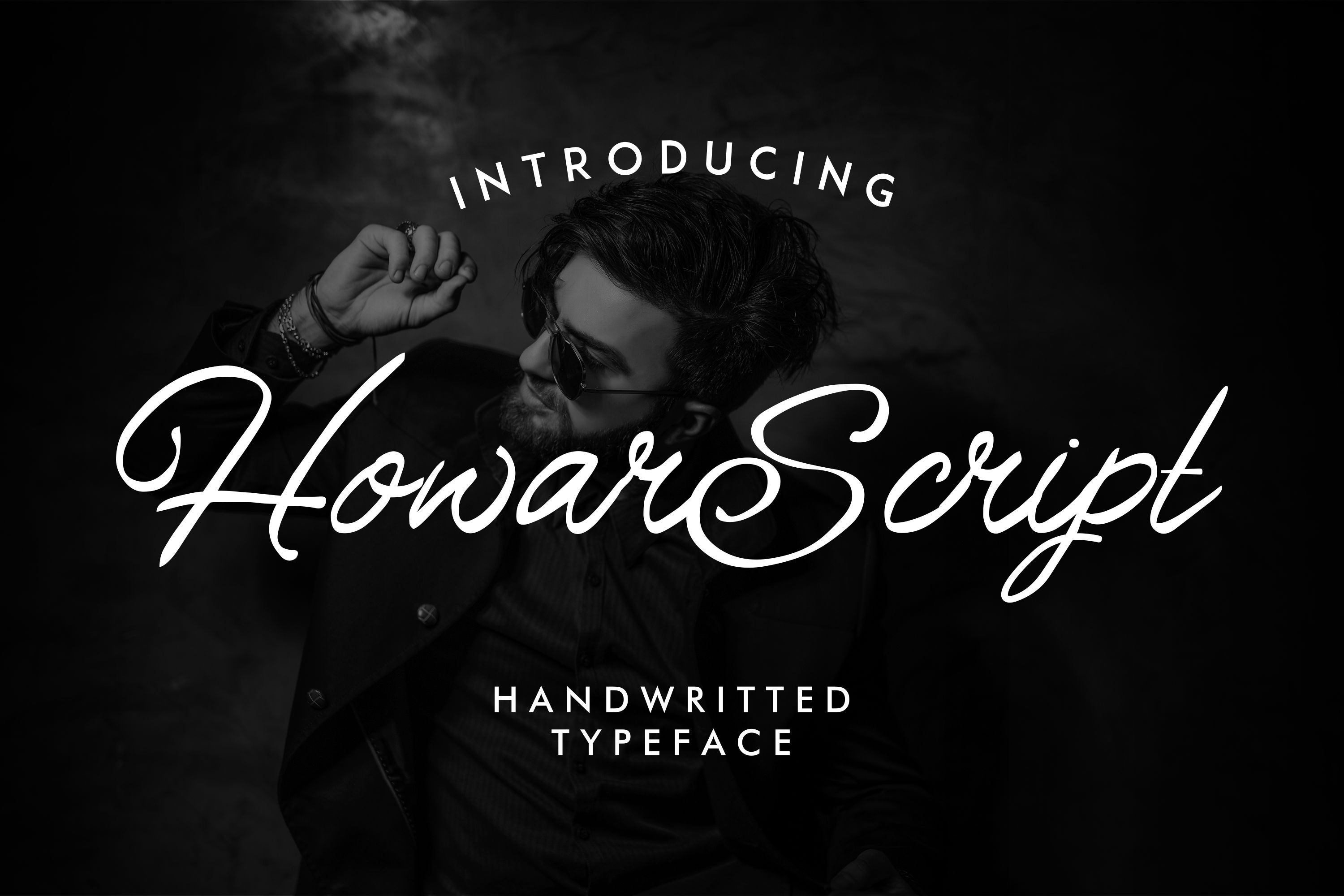 Howar Script | Elegant Handwritted example image 1
