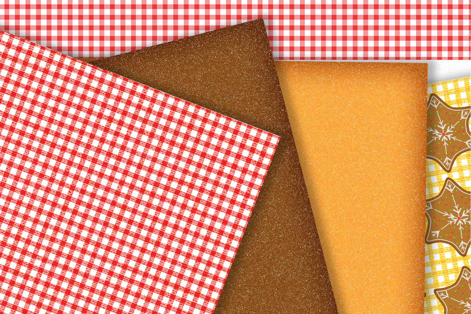 Gingerman Design Bundle - Letters, Numbers, Illustrations example image 3