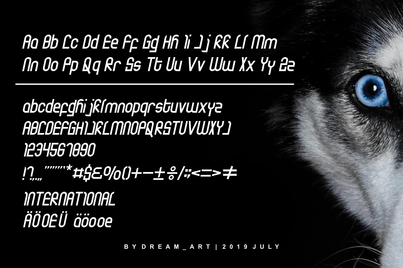 Optimis - Bold Font example image 7