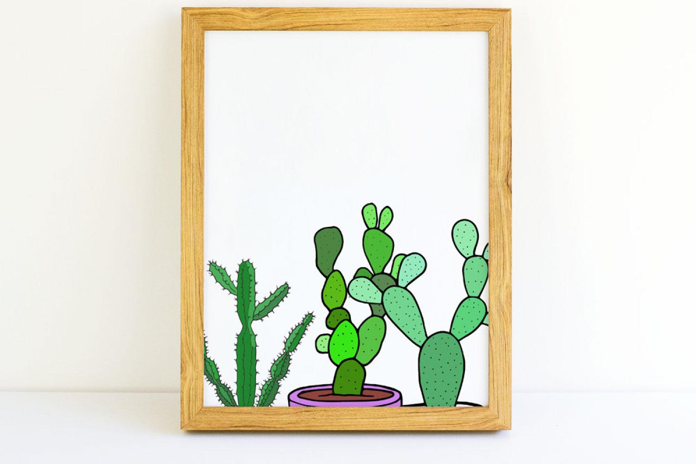 Cactus Bundle example image 3