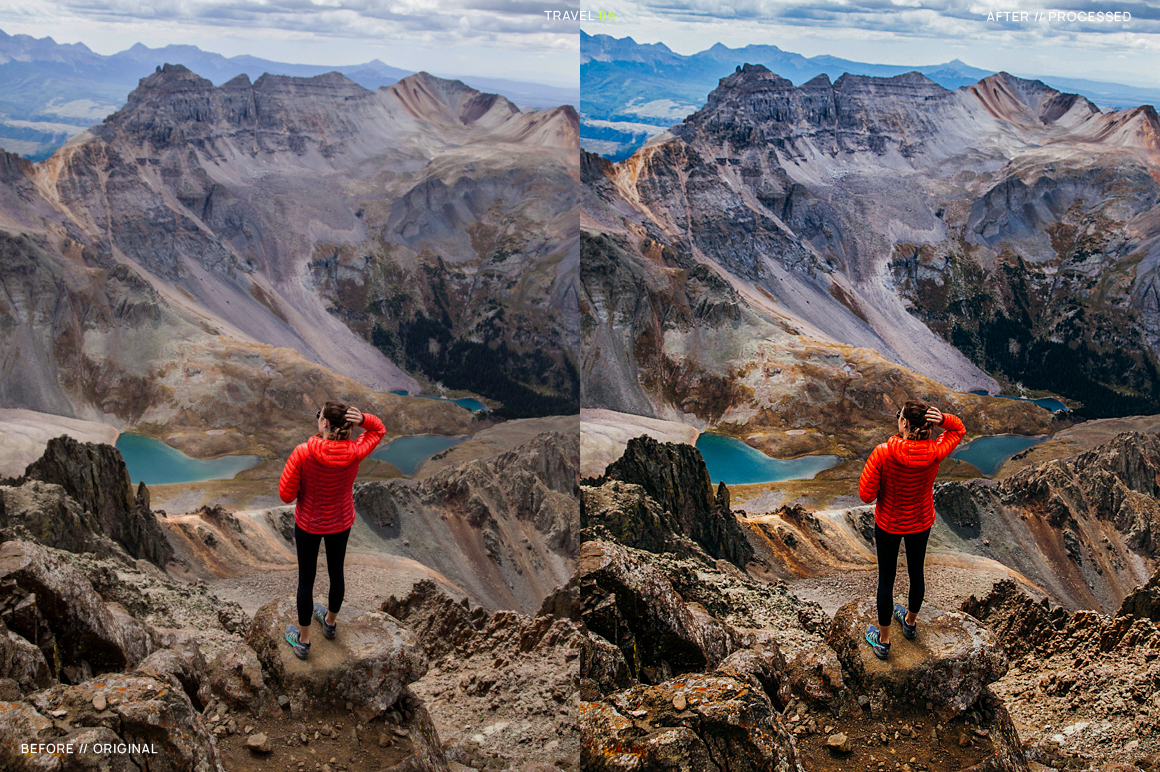 25 Travel Presets for Lightroom example image 8