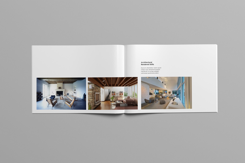 Architecture Portfolio example image 9