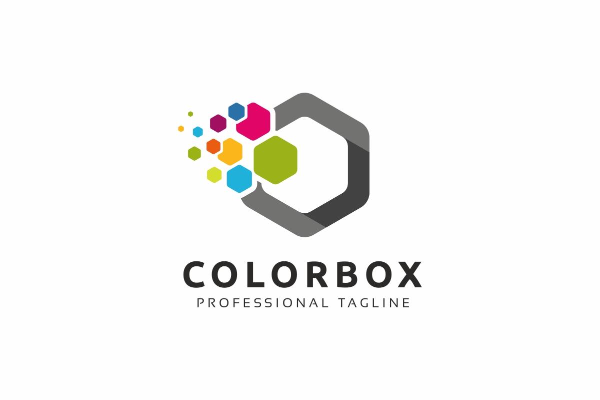 Colorful Box Logo example image 1