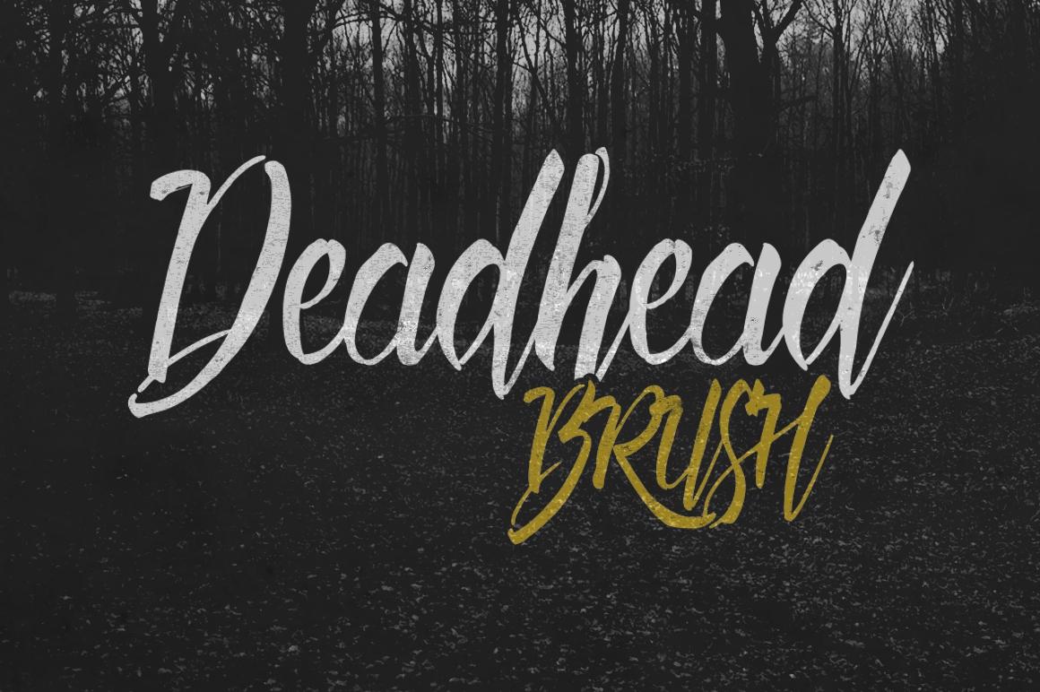 Deadhead Brush example image 1