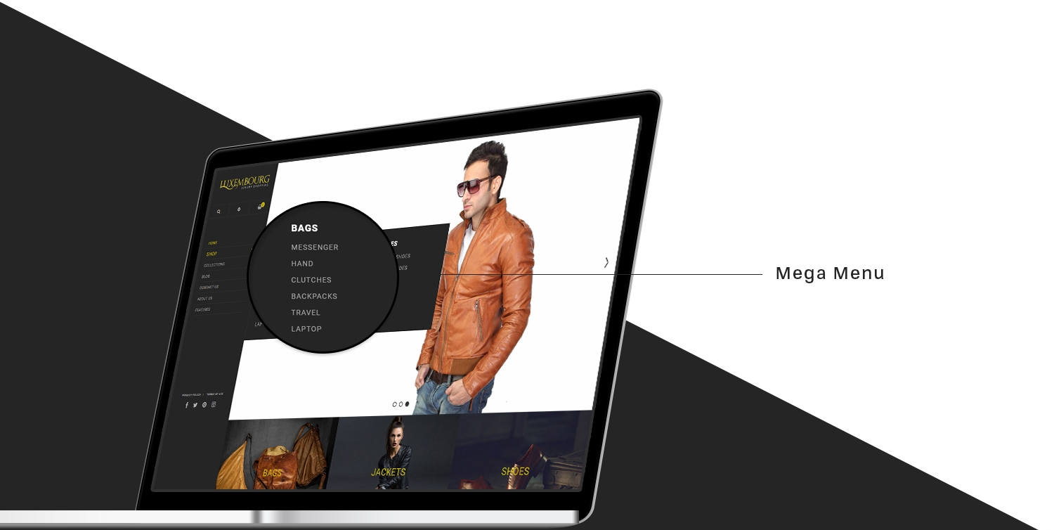 Luxembourg Shopify Theme example image 3