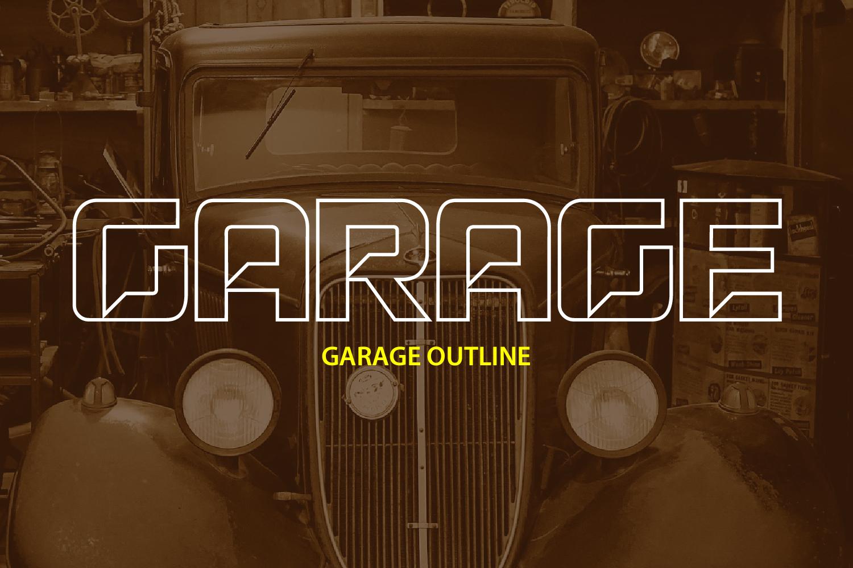 GARAGE Family example image 5