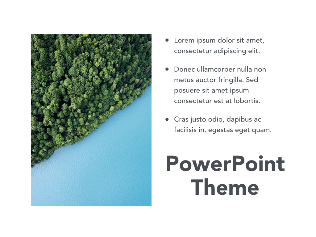 Avid Traveler PowerPoint Template example image 19