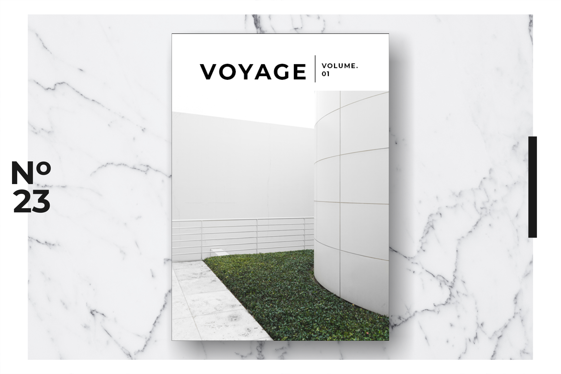 Magazine Template Vol. 11 example image 1