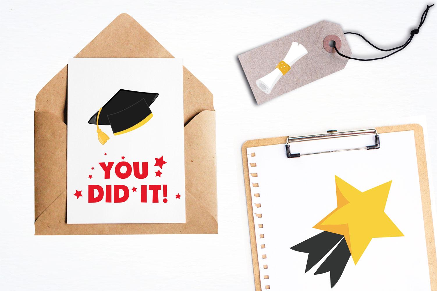Graduation Class Cute Graphics example image 4