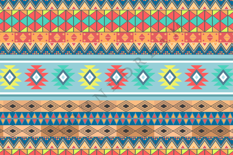 Tribal Digital Paper example image 5