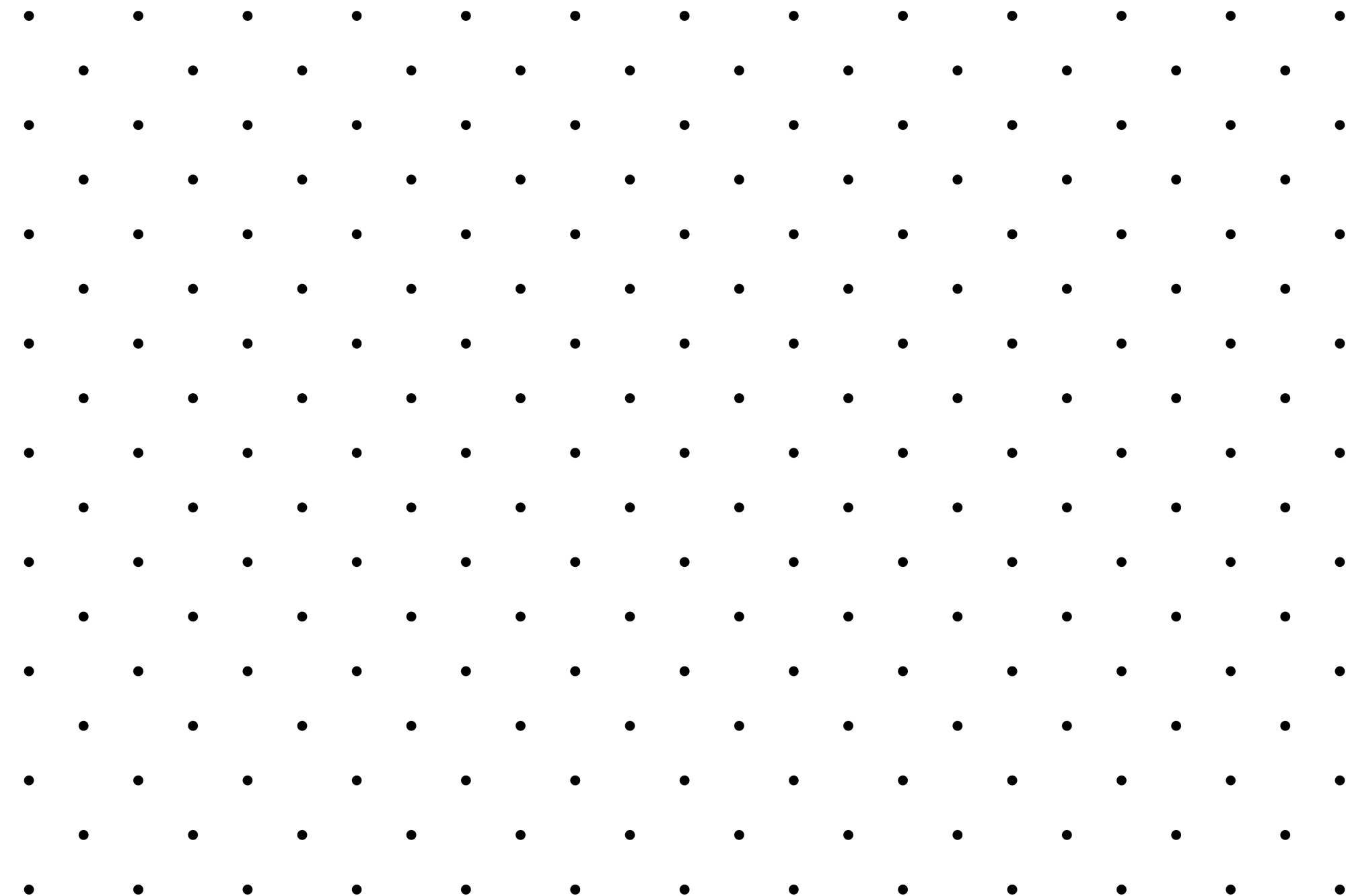 Set of dotted seamless patterns. example image 9