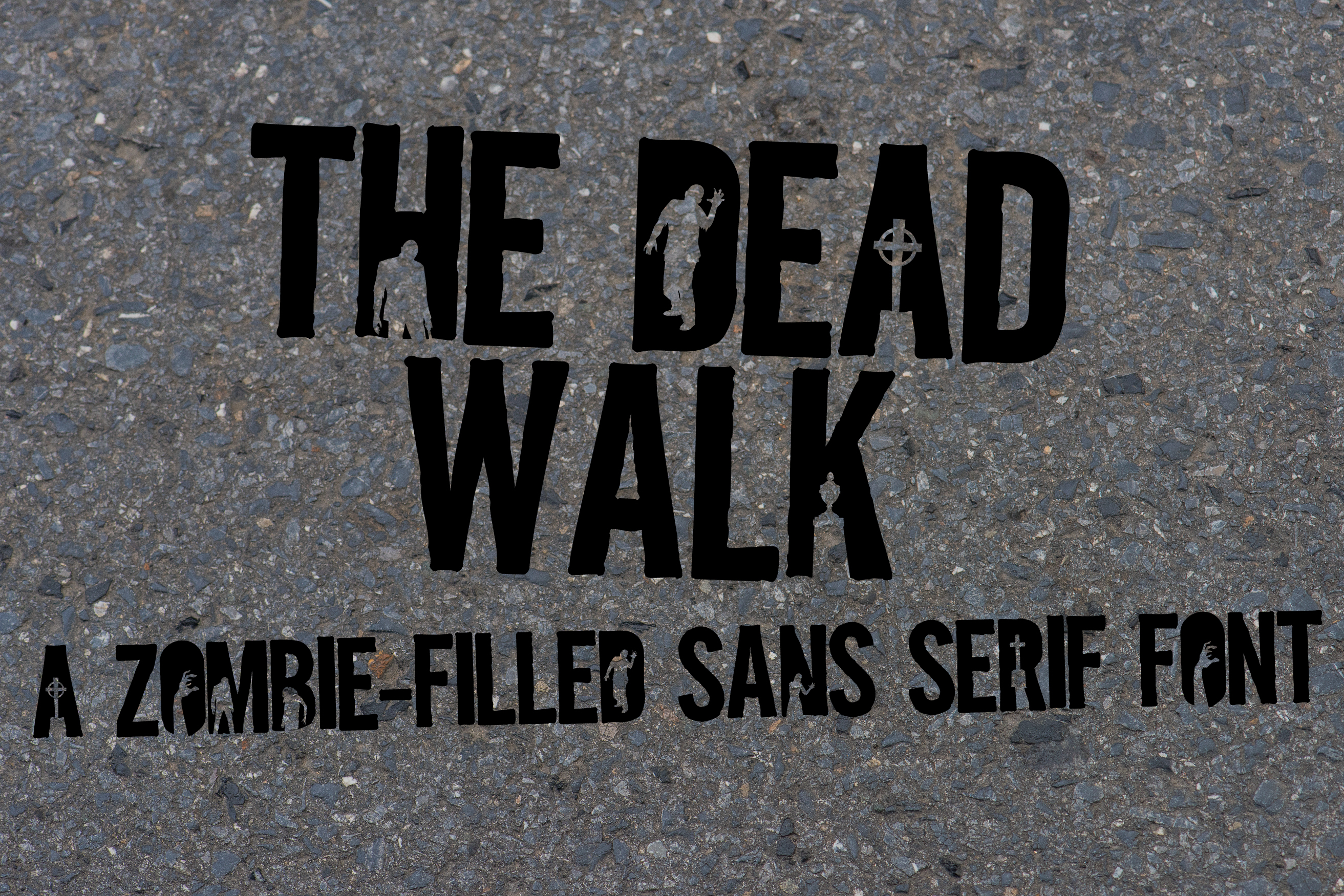 ZP The Dead Walk example image 1