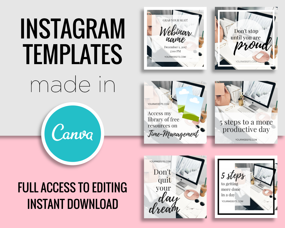 CANVA INSTAGRAM GIVEAWAY