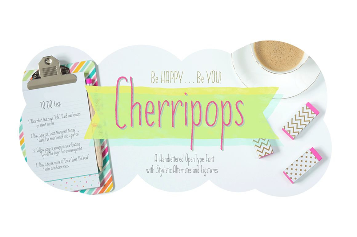 Cherripops Regular - 4 pack example image 1