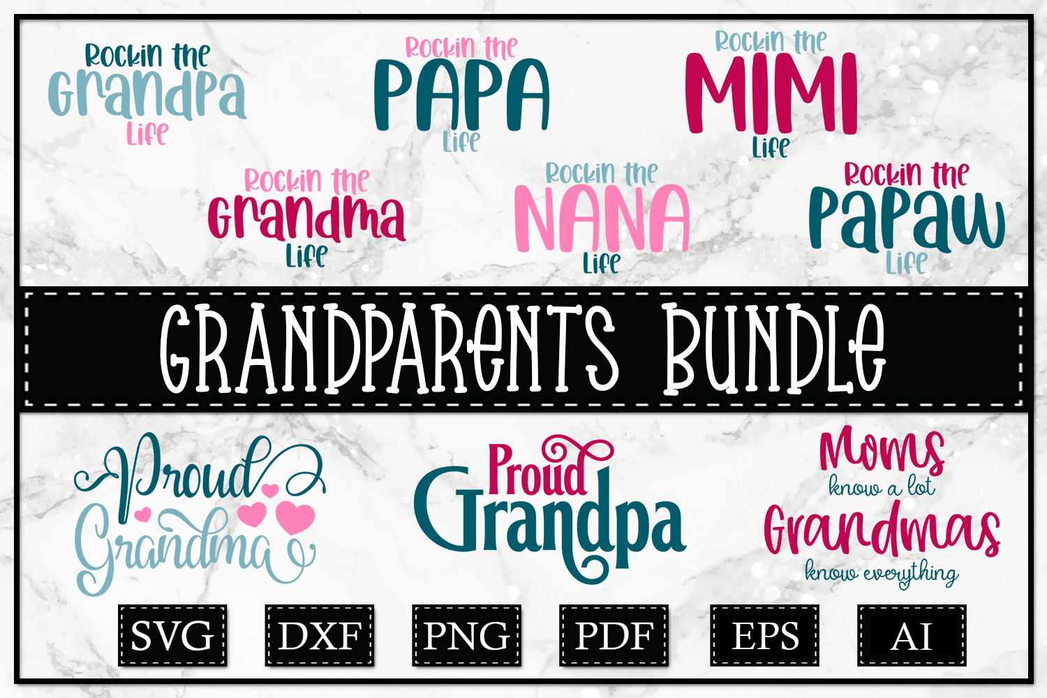An Exceptionally Huge Bundle - Grandparents Edition example image 4