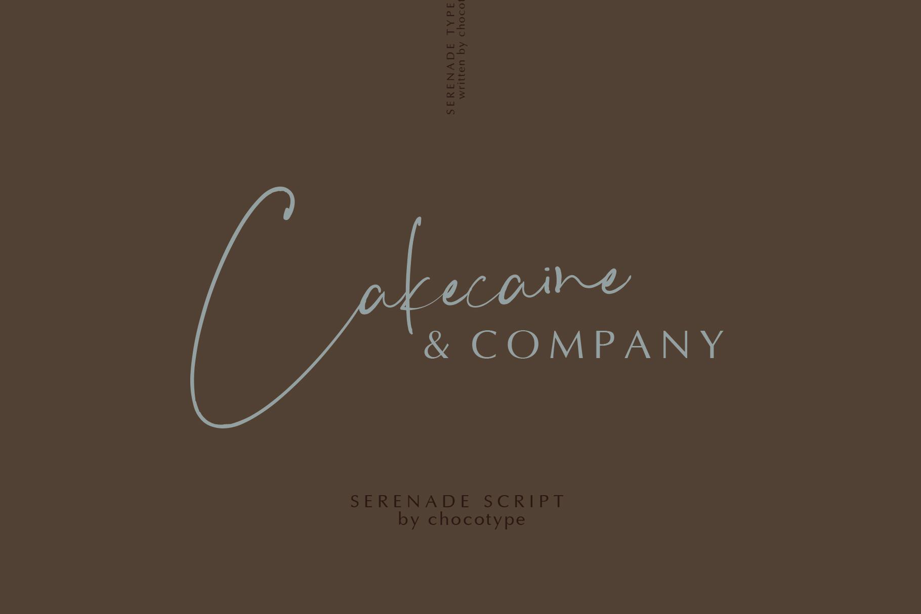 Serenade Script example image 3