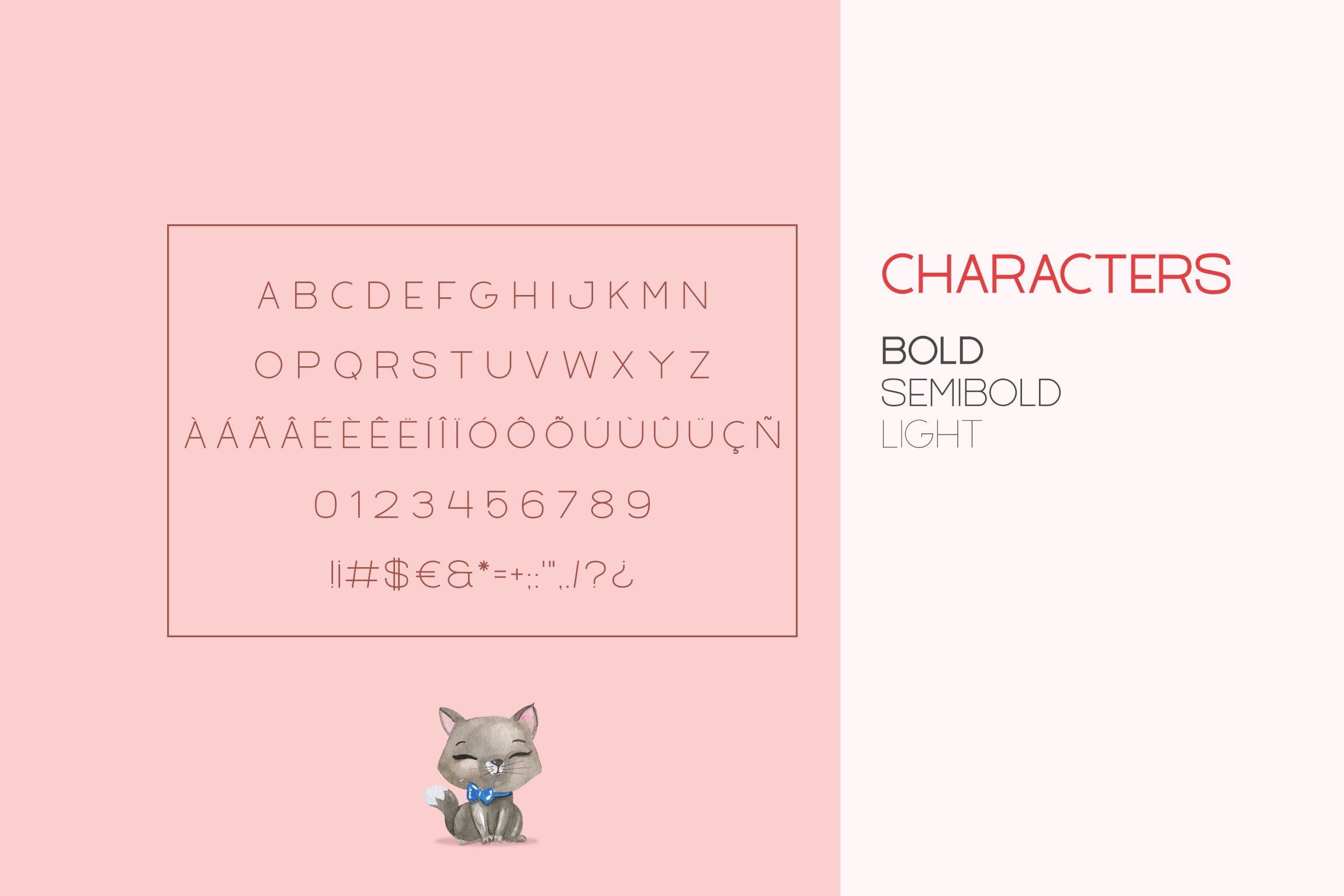 Filena - Sans Serif Font example image 7