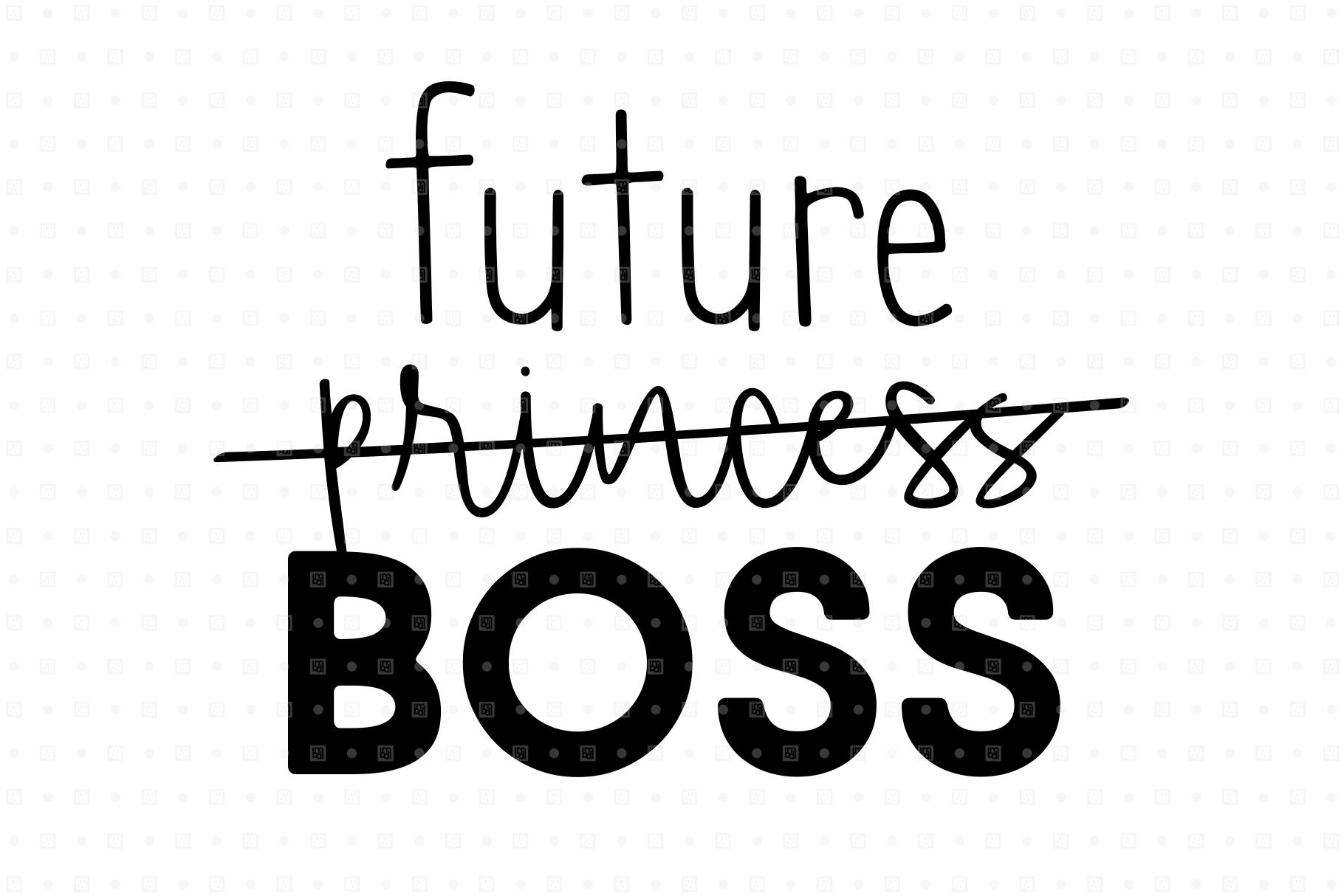 Future Boss example image 2
