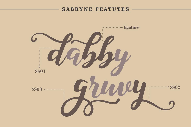 Sabryne example image 8