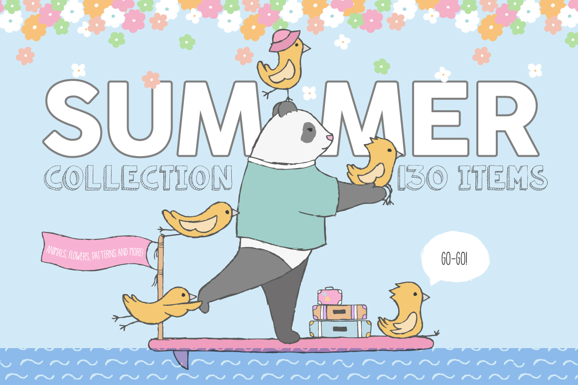 Summer Collection example image 1