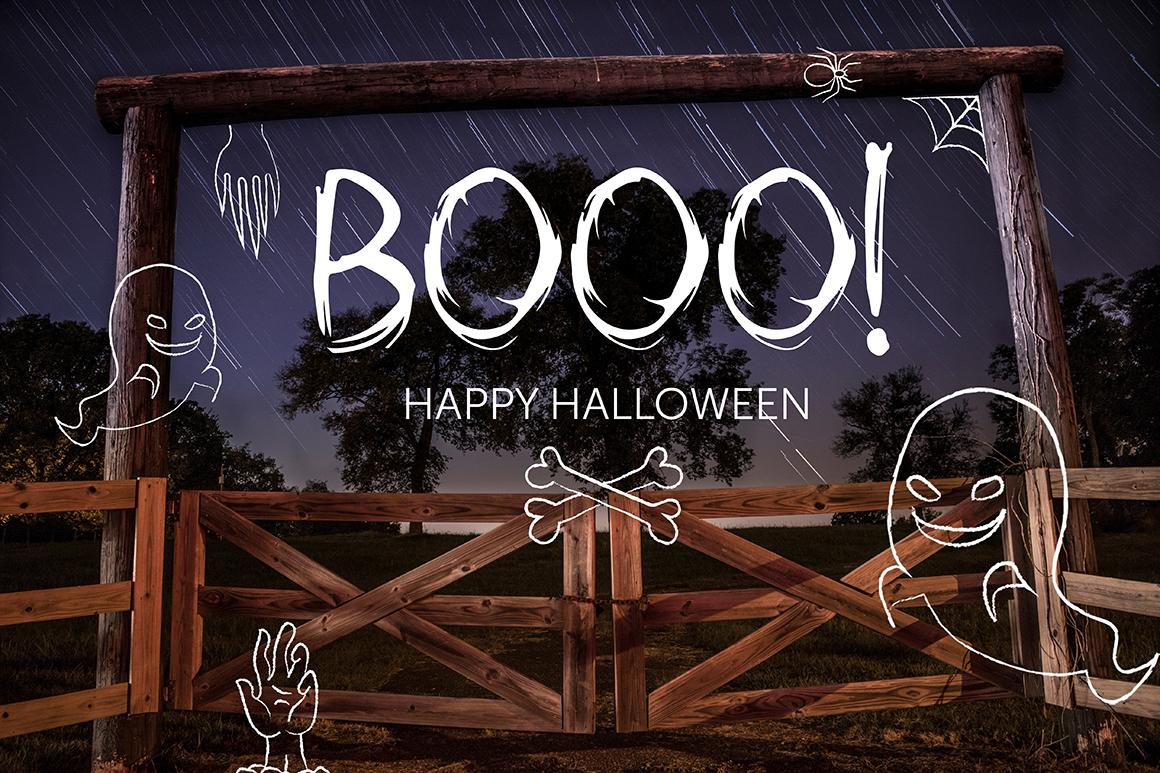 Spooky Halloween Bundle example image 6