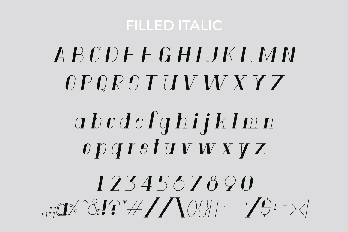 Anatta Display Serif Typeface example image 6