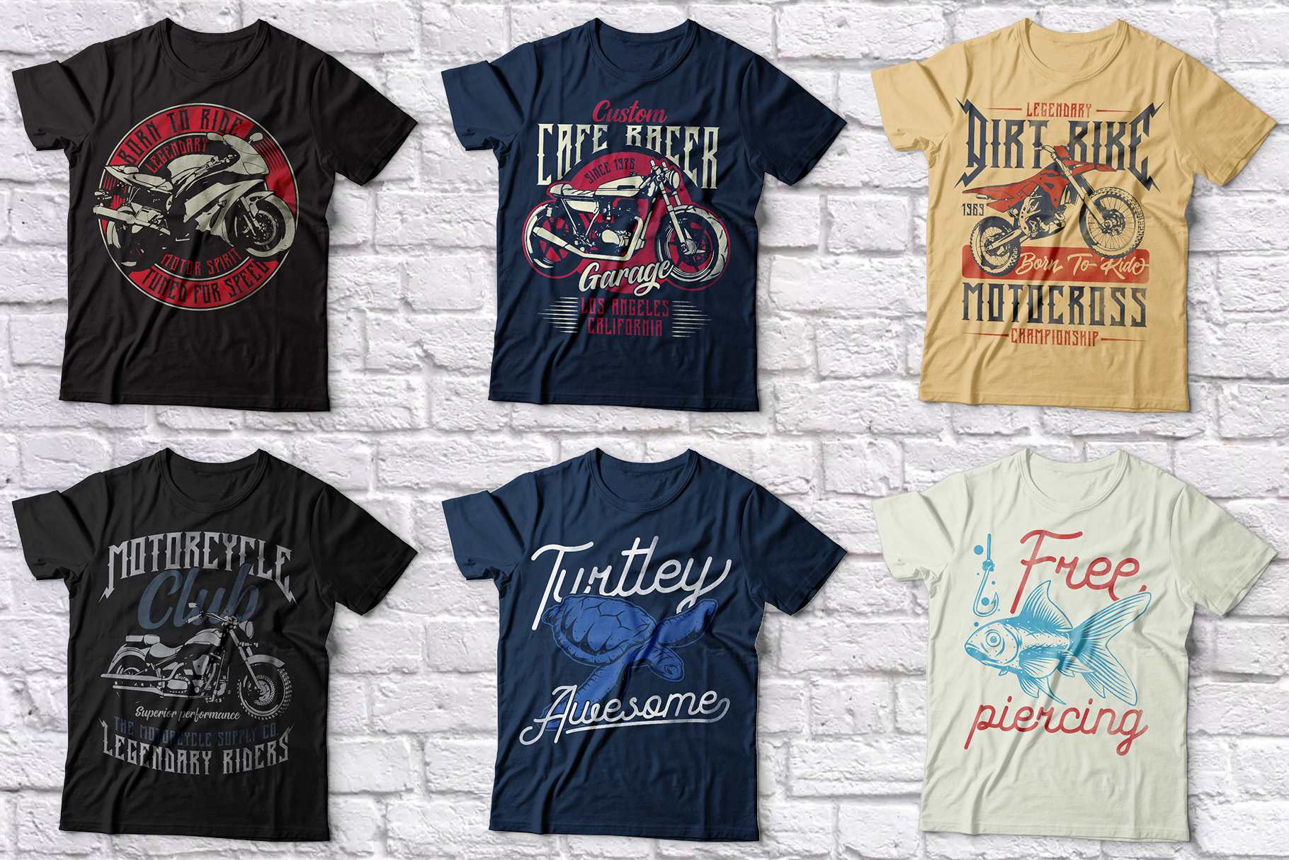 102 ready t-shirt designs BUNDLE example image 6